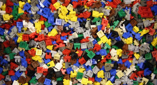 Behind The Scenes At Legoland