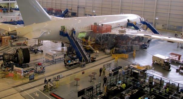Boeing South Carolina 2014