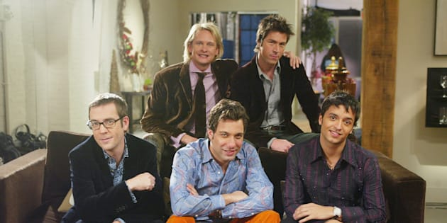 Queer Eye for the Straight Guy Getting Rebooted for Netflix