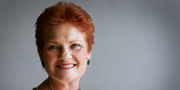 Pauline Hanson sued for sacking elderly party chief