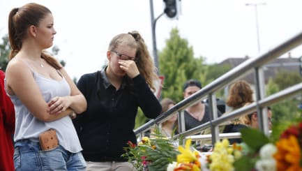 Germany left reeling from a week of violent attacks