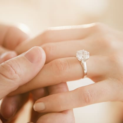Find your favorite bling: Engagement ring 101