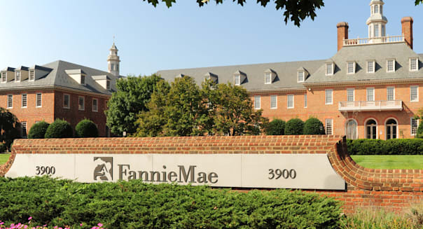 USA Washington DC Fannie Mae headquarters - lenders housing crisis