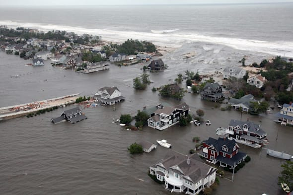Congress OKs Limits on Flood-Insurance Premiums