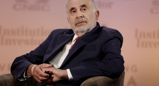 activist investor carl icahn apple stock