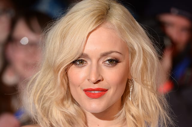 Fearne Cotton mum to Rex