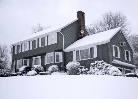 Simple steps to winterize your home