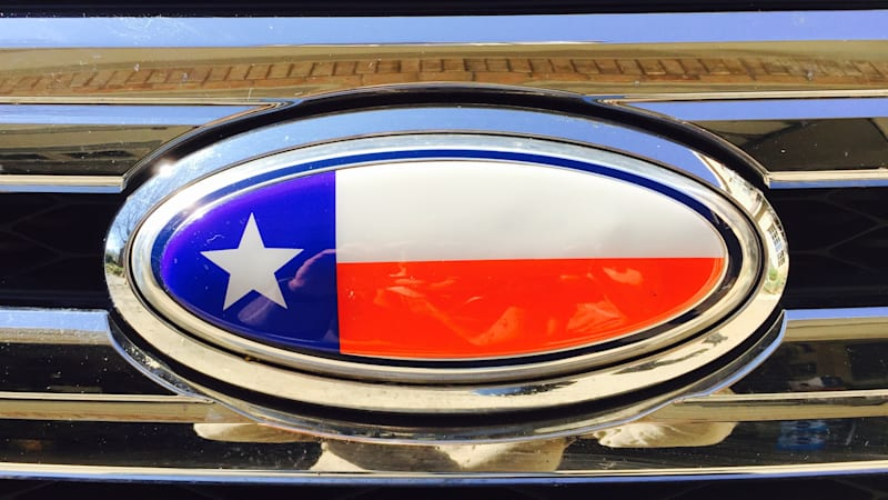 Here's why automakers roll out those Texas-themed pickup trucks