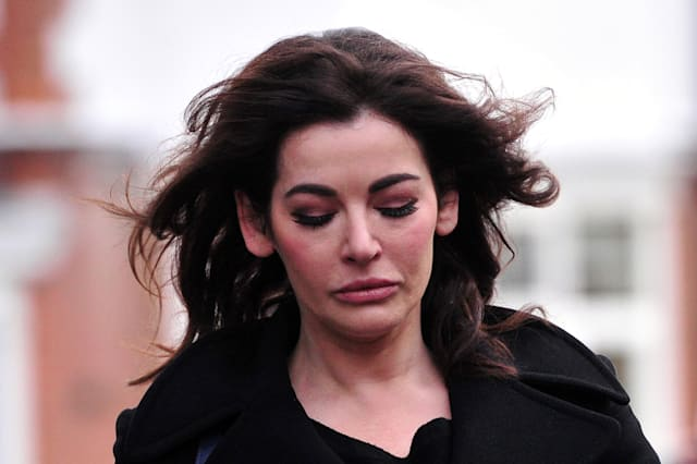 Nigella Lawson will not face cocaine charges
