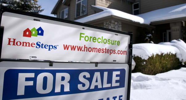 Late-payment rate on mortgages falls in 4Q