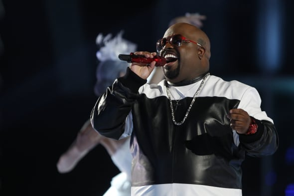 Cee Lo Green - The Voice - Season 5
