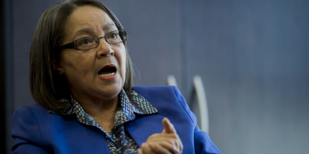 Did De Lille's ambition for premier lead to her resignation?
