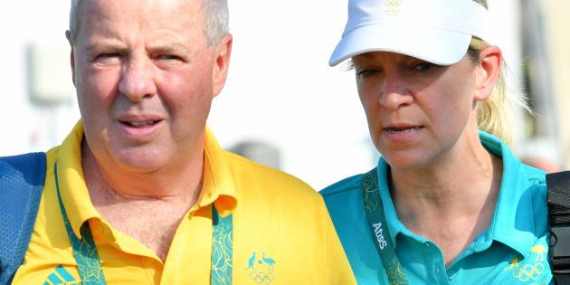 Bitter rift rocks AOC as Coates fights for Olympic job