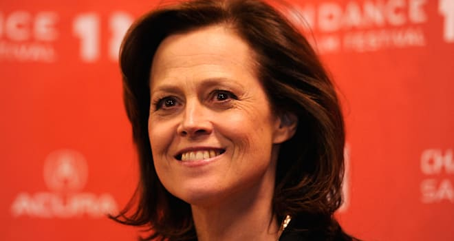 Sigourney Weaver at the 2012 Sundance Film Festival