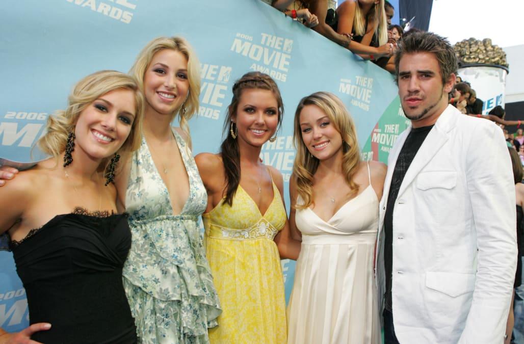 2006 MTV Movie Awards - MTV.com Red Carpet