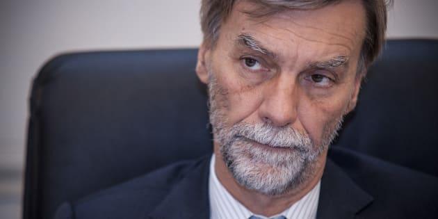 Alitalia, Graziano Delrio: