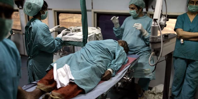 This Tea-Seller From MP Is The First Cancer Patient To Undergo Surgery On A Train