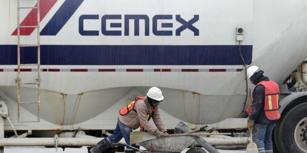 Cemex se arrepiente: no participará en construcción de muro
