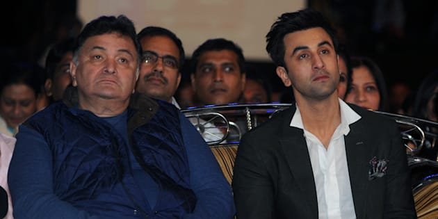 Rishi Kapoor Admits Buying Best Actor Award For 'Bobby' In His Book