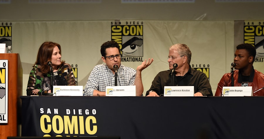 Comic-Con International 2015 - Lucasfilm Panel