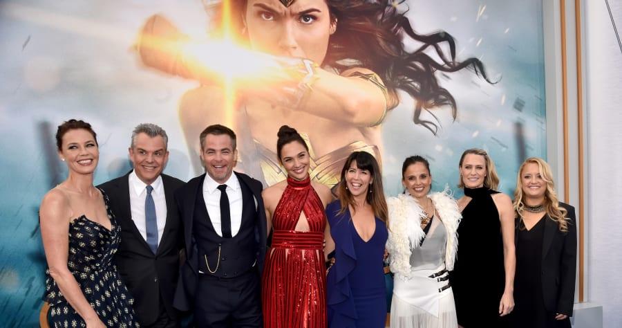 Premiere Of Warner Bros. Pictures' 'Wonder Woman' - Red Carpet