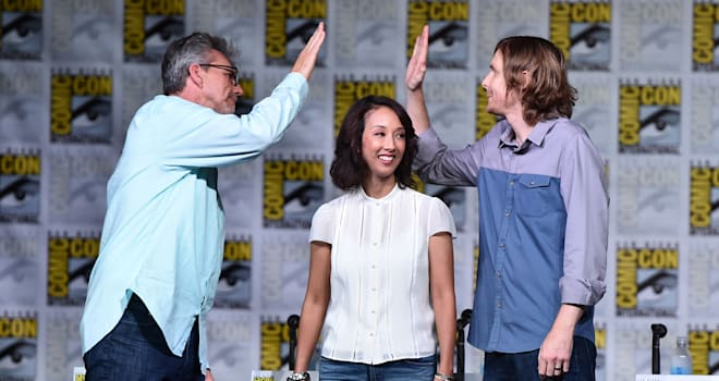 "Comic-Con International 2016 - ""Marvel's Agents Of S.H.I.E.L.D"" Panel"
