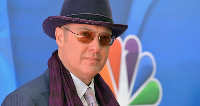 James Spader at the 2013 NBC Upfront Presentation