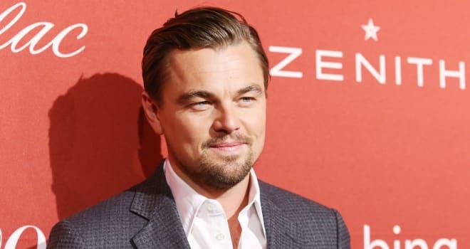 Oscars Race 2014 Leonard DiCaprio