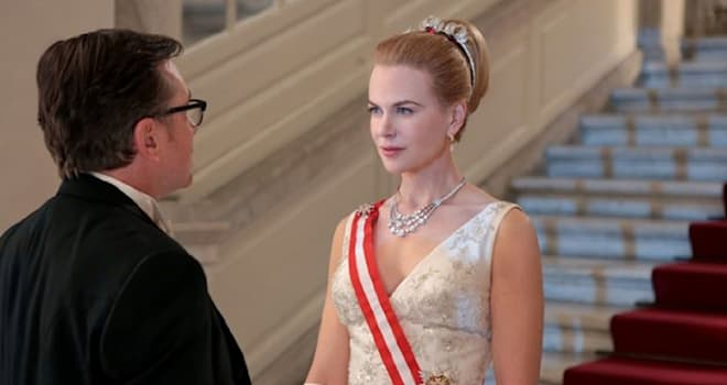 GRACE OF MONACO 2013  Weinstein Comnpany film with Nicole Kidman