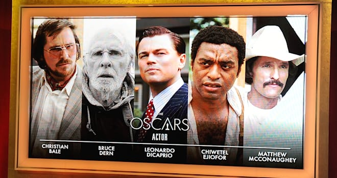 462980475 Oscars 2014: Where to Watch All the Nominated Movies & Performances