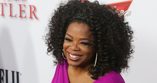 LOS ANGELES, CA - AUGUST 12:  Oprah Winfrey attends LEE DANIELS' THE BUTLER Los Angeles premiere, hosted by TWC, Budweiser and FIJI Water, Purity Vodka and Stack Wines, held at Regal Cinemas L.A. Live on August 12, 2013 in Los Angeles, California.  (Photo by Mike Windle/Getty Images for TWC)