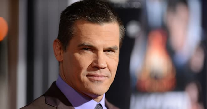 Josh Brolin at the 'Gangster Squad' Premiere on January 7, 2013