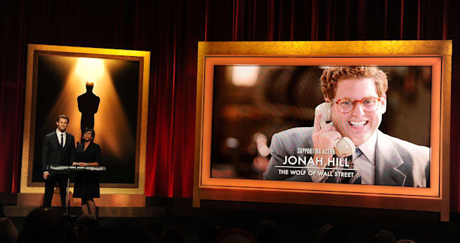 Oscars 2014 Best Supporting Actors