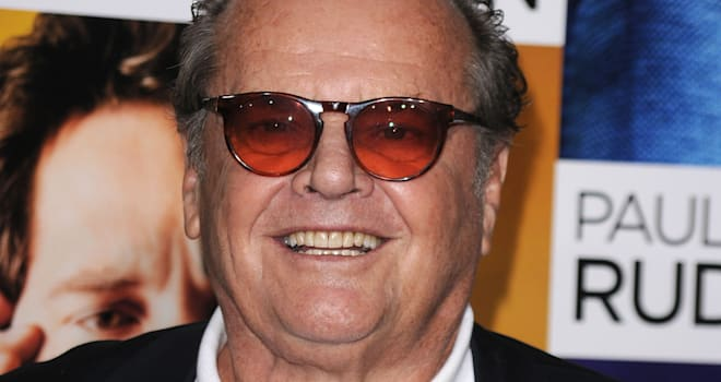 Jack Nicholson at the L.A. Premiere of 'How Do You Know' on December 13, 2010
