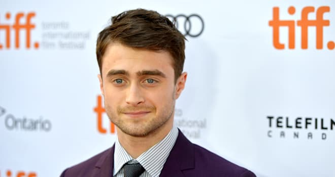Daniel Radcliffe is tired of being naked