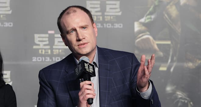 avengers: age of ultron marvel chief kevin feige