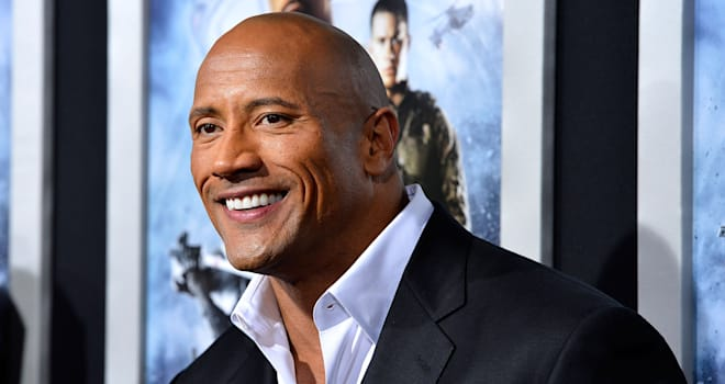 dwayne the rock johnson dc comics