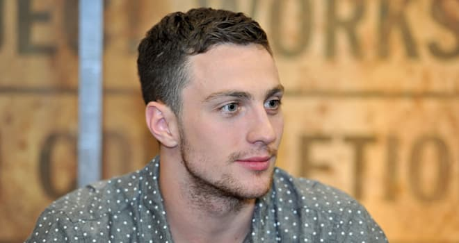 aaron taylor johnson quicksilver avengers age of ultron