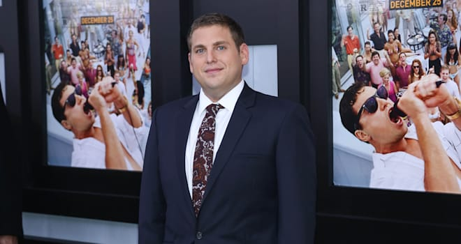 jonah hill wolf of wall street interview