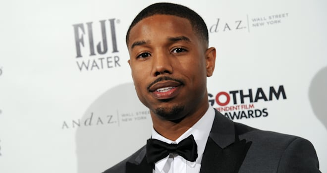 Michael B. Jordan at The 2013 Gotham Independent Film Awards