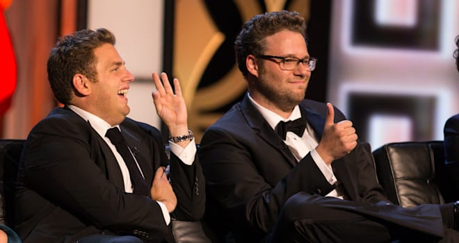 seth rogen and jonah hill sausage fest