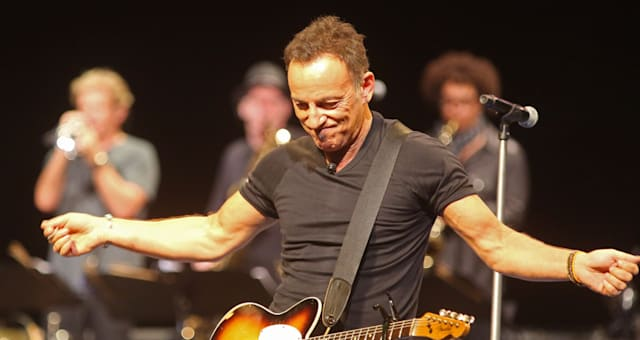 South Africa Bruce Springsteen