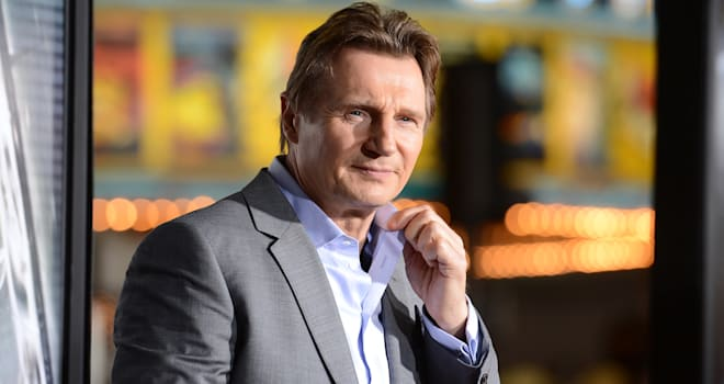 474758865 Liam Neeson Has a Very Good Reason for Not Playing James Bond