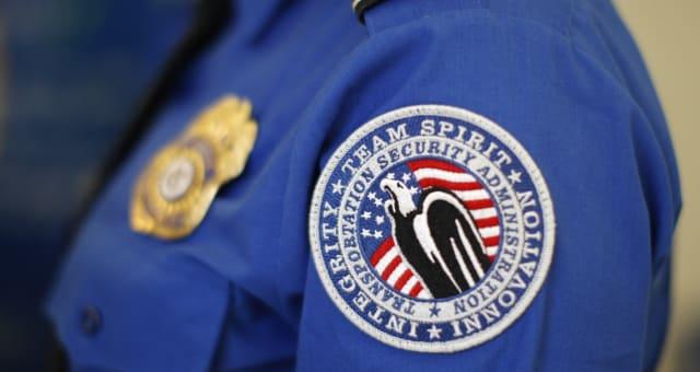 Homeland Security Chief Jeh Johnson Tours TSA Security Operation At LAX