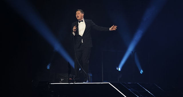 Michael Buble in Concert - Sunrise Florida