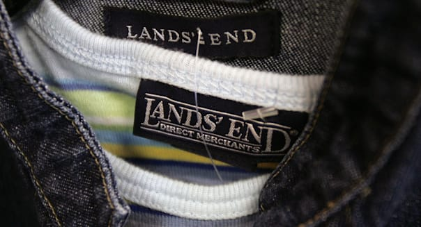 Sears to spin off Lands' End