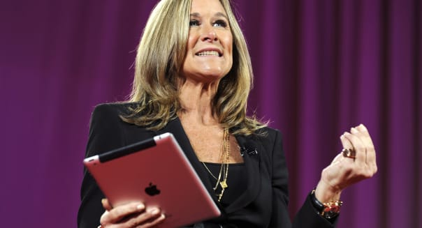 Burberry Says CEO Ahrendts to Leave for Apple as Sales Gain