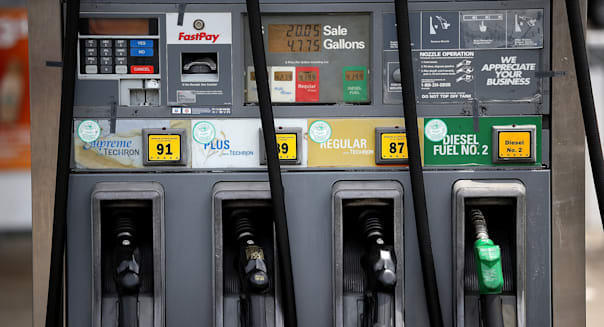 AAA says prepare for higher pump prices