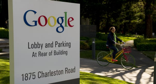 Google's outsized ad growth offsets steep price decline