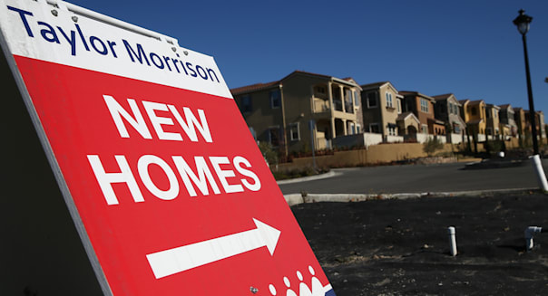 New Home Sales Rise Sharply In January